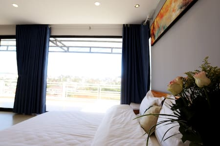 Every room have the panorama windows