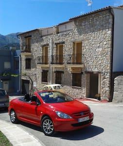 Hostal El Parralet - L'Atzúbia - Bed & Breakfast