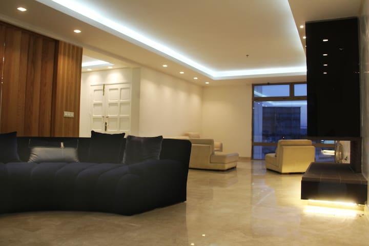 Sublime Loft/Penthouse 200m2 avec vue panoramique
