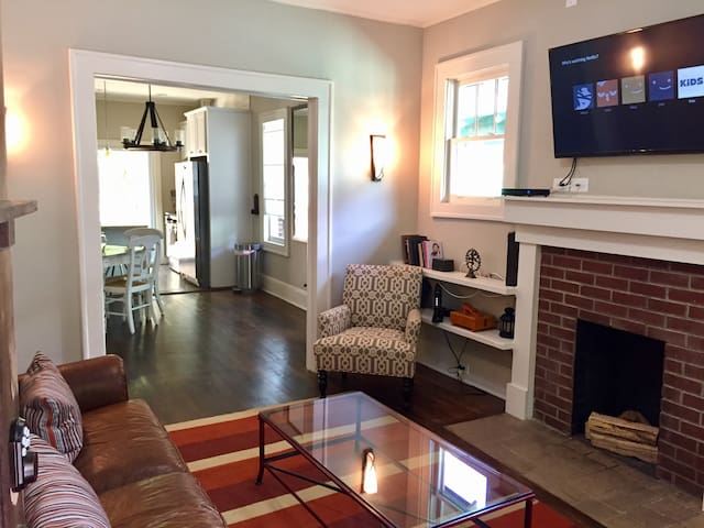 Bungalow by the Beltline! 2 miles from downtwn ATL