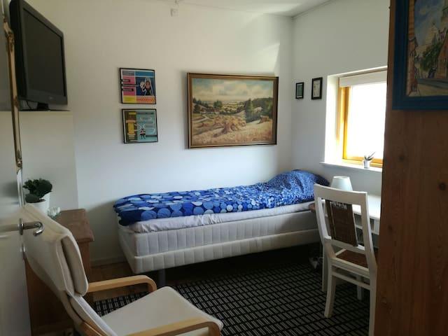 Dejligt luksusværelse med charme - Odense - Wohnung