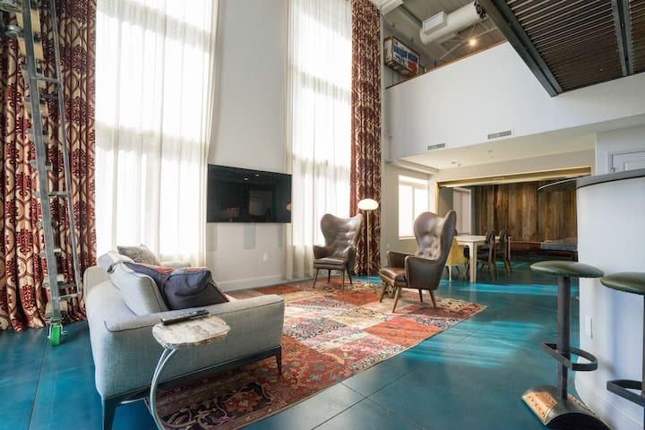 Art-centric loft in heart of Old Town Scottsdale - Scottsdale - Loft