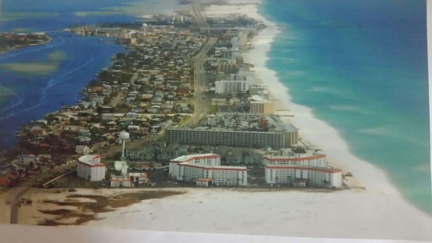 Florida...Paradise Island Getaway! - Fort Walton Beach - Kondominium
