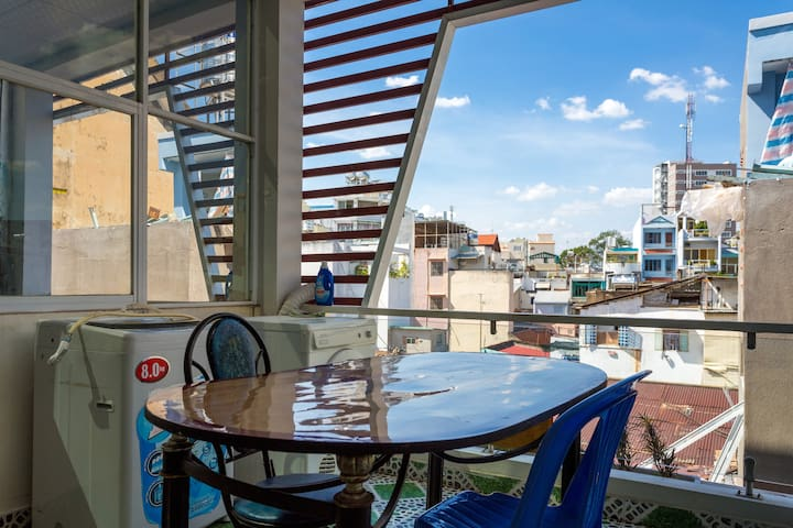 ★Private Quite Entire 4Floors Central @District 1★ - Ho Chi Minh City