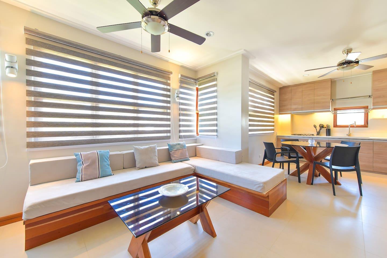 2 Bedroom 2 Bathroom apartment in Bolabog