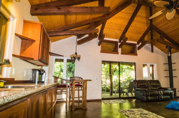 Romantic Private Forest Guest House - Kailua-Kona
