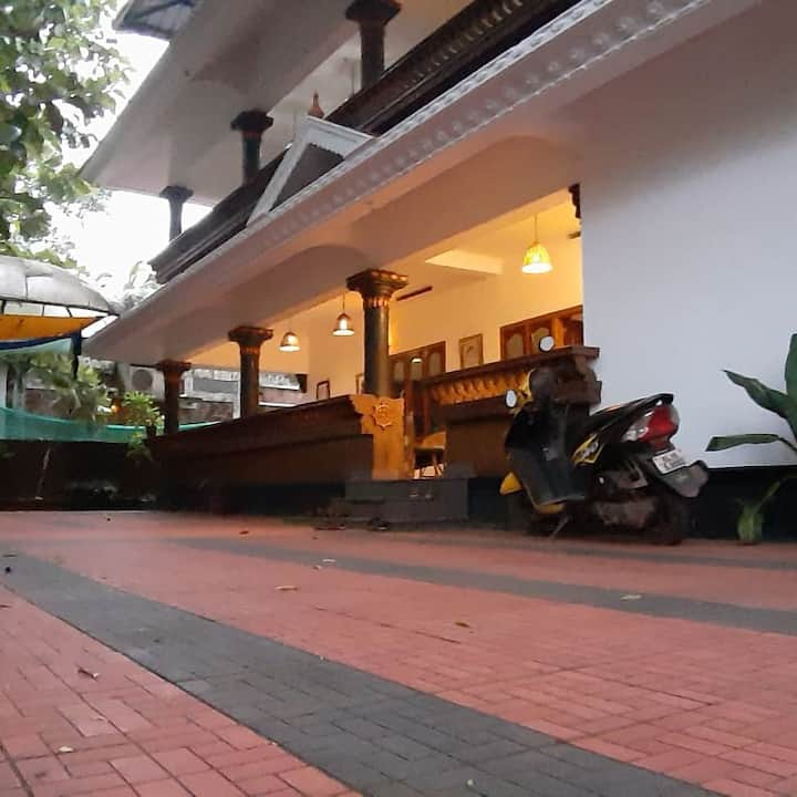 Kiaora hometel in varkala