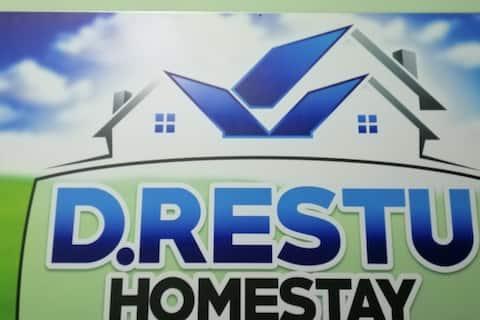 Entire House-D'Restu Homestay Kuala Terengganu