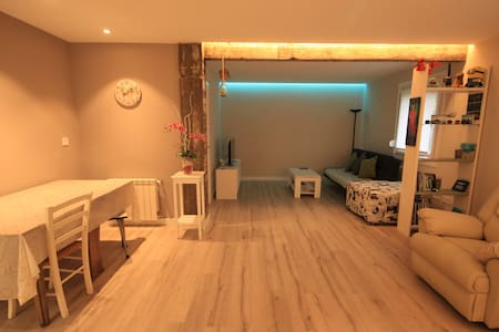 LOVELY  NEW APARTMENT CLOSE TO BEACH/FREE PARKING - Donostia