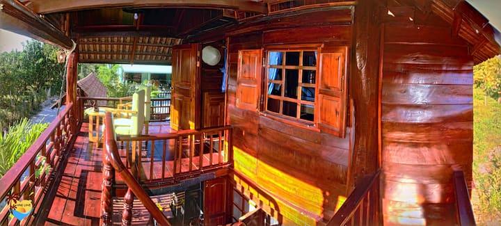 One love homestay Phu Quoc - Balcony double room