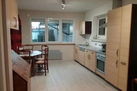 Appartement indépendant à louer dans le Vignoble - Saint-Hippolyte