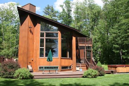 Eldred Catskills Lake House - Eldred - Haus