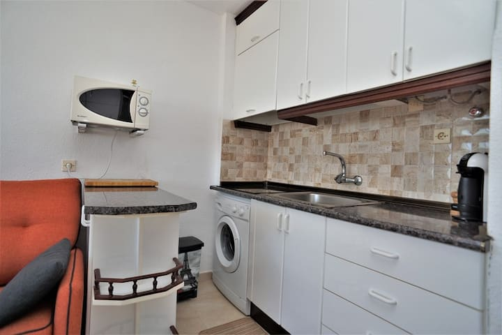314 - 1 bed sea view apartment