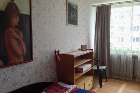 Private room in Varėna