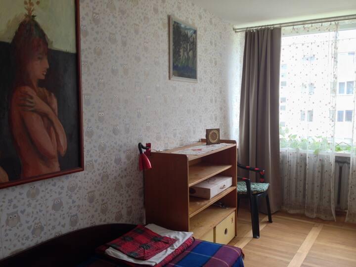 Private room in Varėna