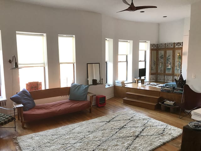 Spacious loft in Brooklyn. - Brooklyn - Condominio