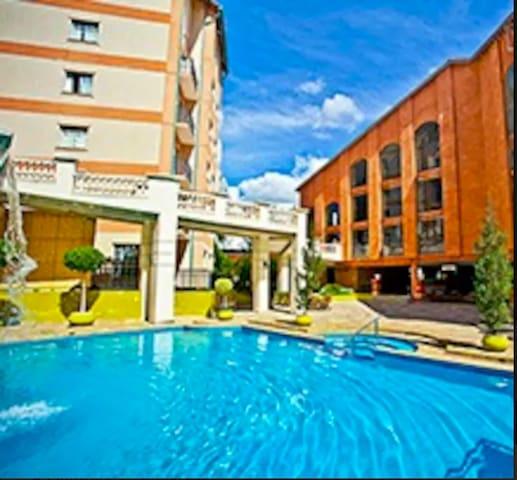 Rio Quente Resorts, incluso parques e transfer! - Esplanada do Rio Quente - Appartement
