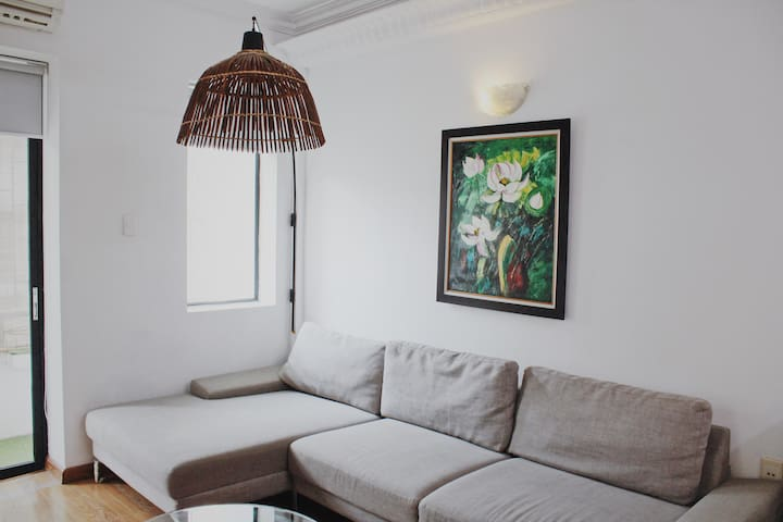 An unique style in decoration W white background