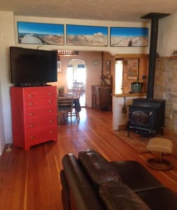 Family home close to downtown Gallup. - Gallup - Huis