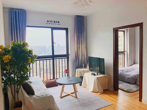 《老西门》日式ins风高层榻榻米床公寓