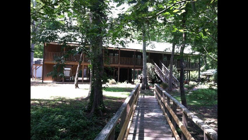 Joe Camp at Cypress Point Main Building