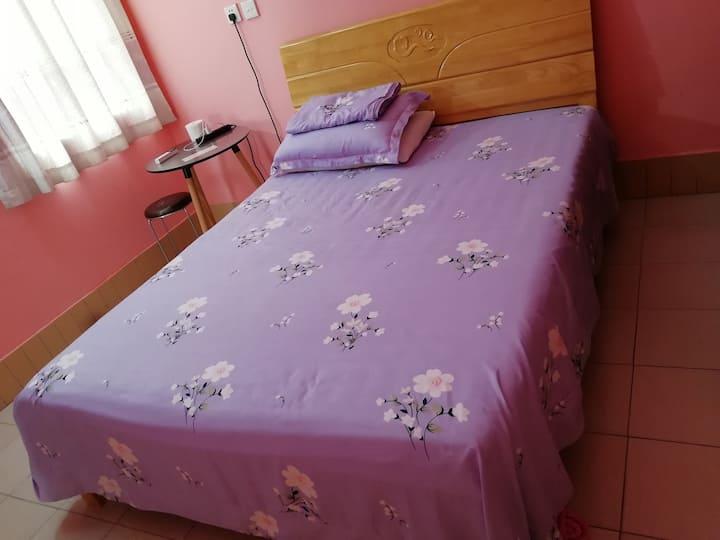 家庭大床房