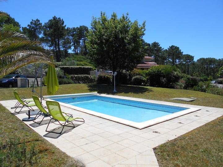 Villa avec piscine privée 5 pers.