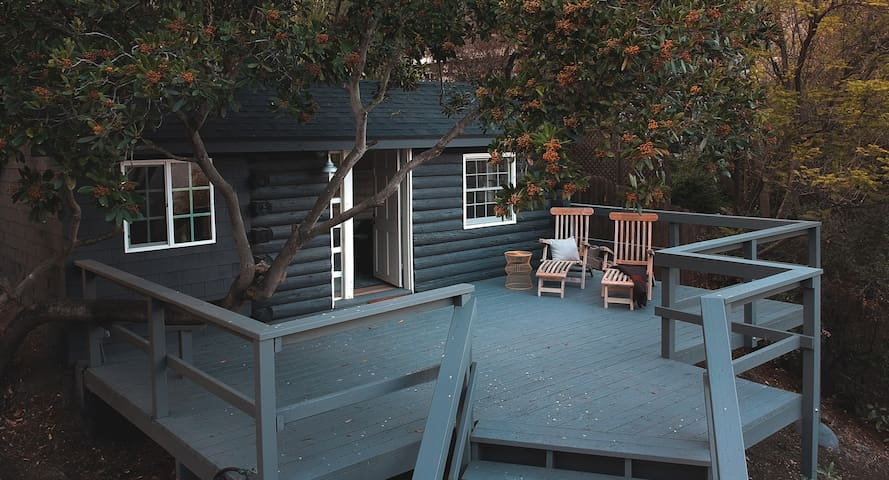 Large Private Deck