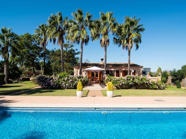 Finca Las Palmeras 16 - Big pool - Nice garden - 6