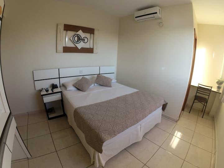 Apartamento Luxo duplo/casal
