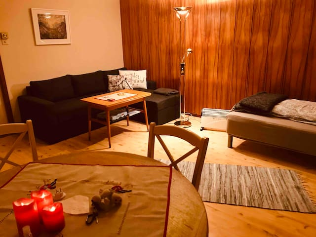 Spacious room 1-3 persons | Kabelvåg, Lofoten