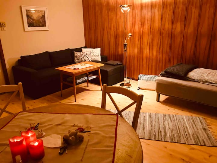 Spacious room 1-3 persons | Kabelvåg, Lofoten
