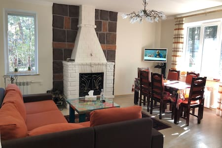 Quiet, super comfy & garden house in Tsakhkadzor