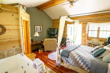 Prairie Smoke Guest House - Hay Creek Cabins