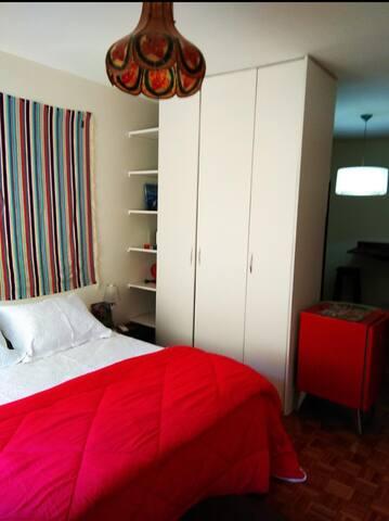 Excelente y Cálido Apartamento/Studio en RECOLETA
