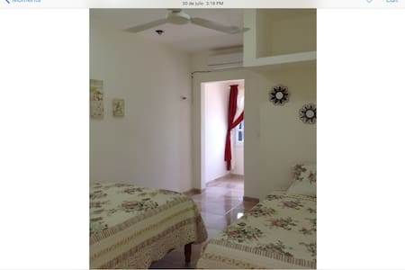 La Casa de Laya B&B room #204 - Nautla - Bed & Breakfast