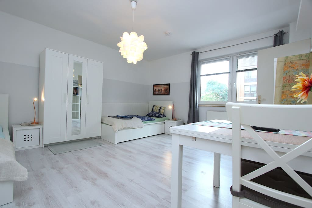 One Room Apartment For Rent In Hannover