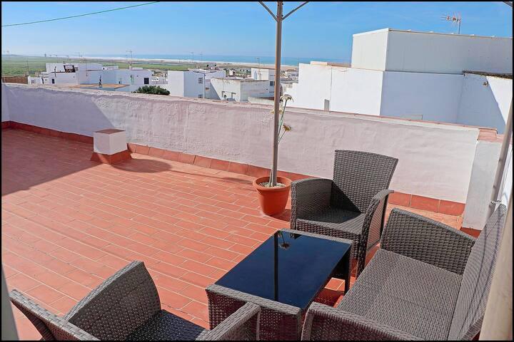 Apartamento acogedor cerca del centro y la playa