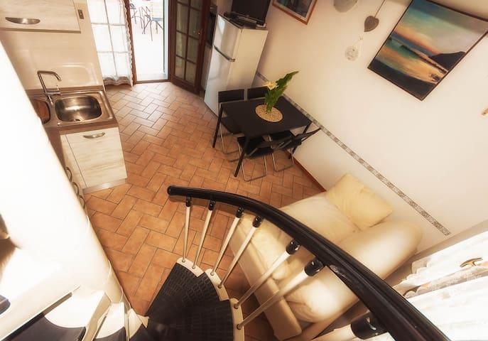 Il Tiglio - holiday home near the seaside