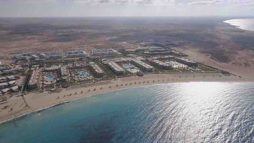 Almaza beach town  sahel apartment for rent