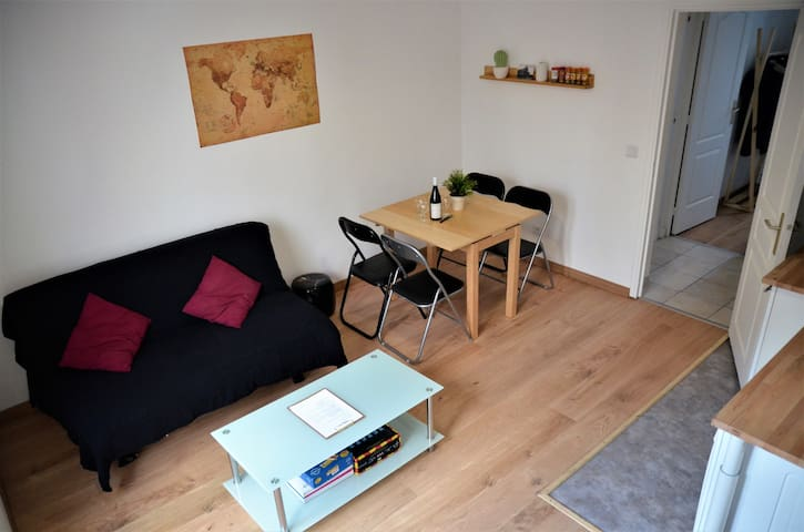 Appartement 4 personnes à 5 minutes de Paris