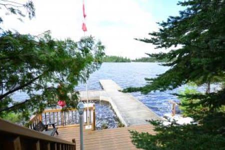 Beautiful Lake of the Woods Getaway - Kenora, Unorganized - Mökki