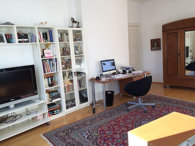 Helles, großes Zimmer in Pankow - Berlin - Appartement