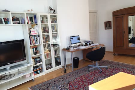 Helles, großes Zimmer in Pankow - Berlin - Apartament
