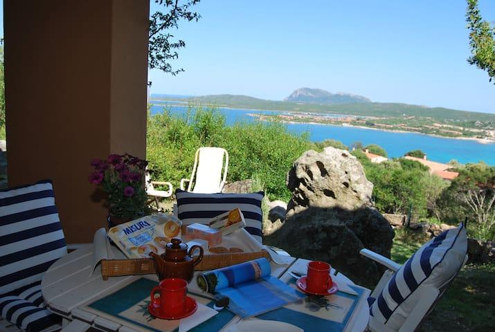 Santa Marinella House with panoramic sea view