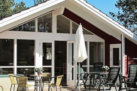 Adorable maison de vacances à Sæby avec terrasse