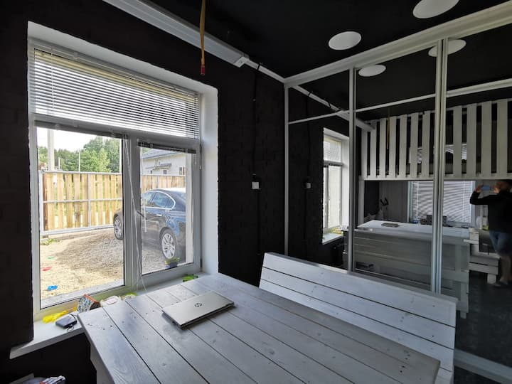 Сдаем дом по цене 1-комнтой квартиры 15км от Минск