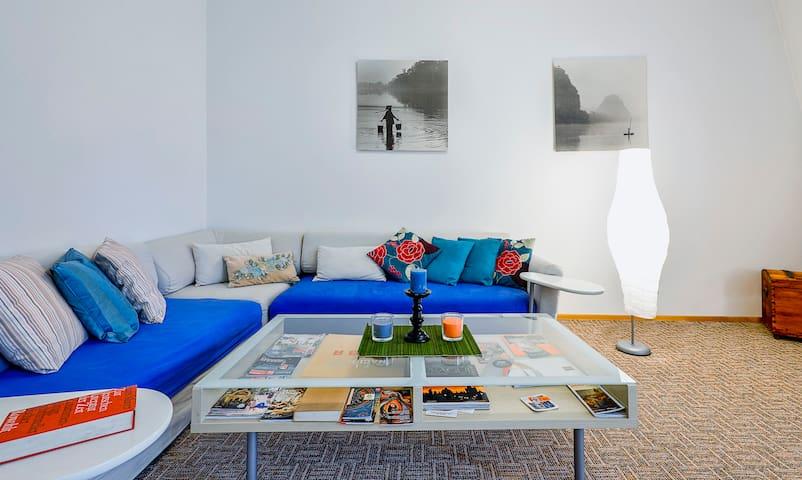 Apartment Pařižska