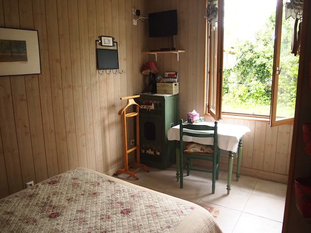 chambres d'hôtes capucine - Touques - Bed & Breakfast