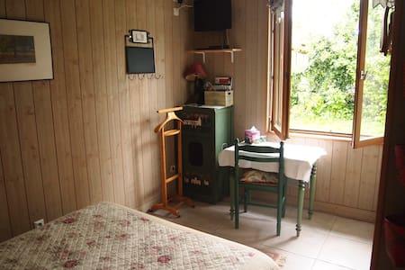 chambres d'hôtes capucine - Oda + Kahvaltı